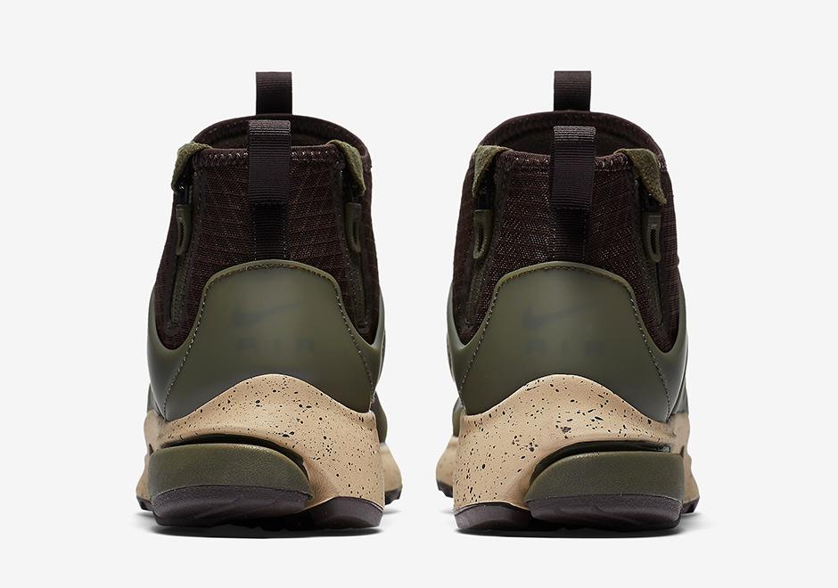 Nike Presto Mid Utility 859524-200