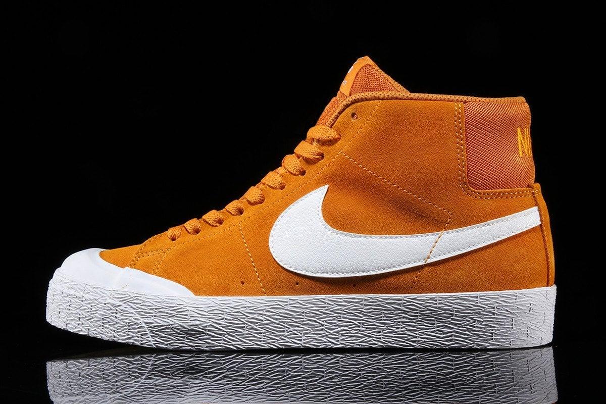 Nike SB Blazer Mid Circuit Orange