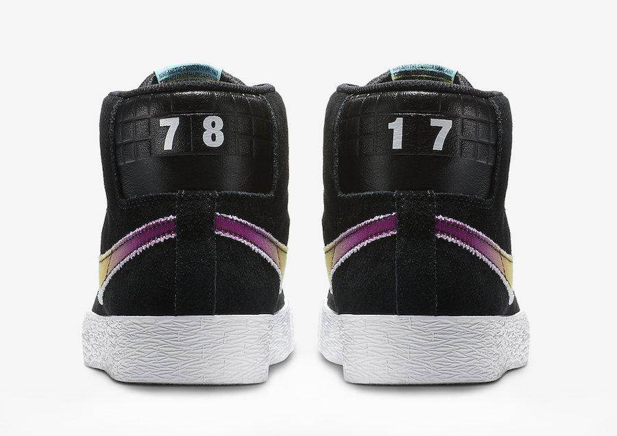 Nike SB Blazer Mid Lance Mountain Release Date