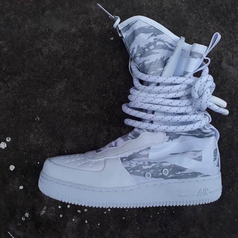 Nike SF-AF1 2.0 White Tiger Camo