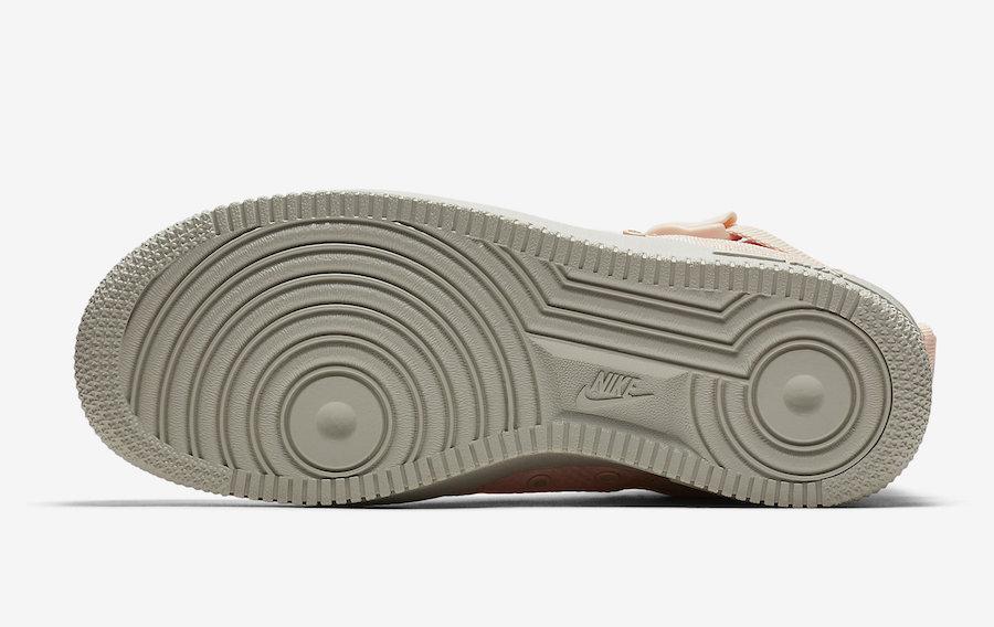 Nike SF-AF1 Mid Orange Quartz AA3966-800