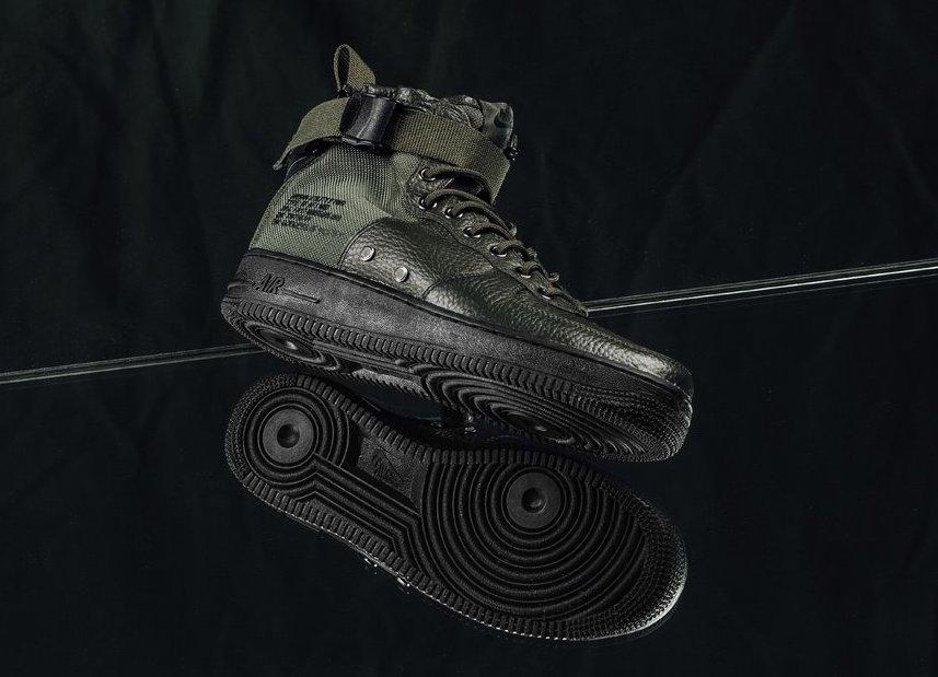 Nike SF-AF1 Mid Sequoia 917753-300