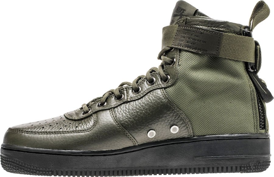 Nike SF-AF1 Mid Sequoia Release Date