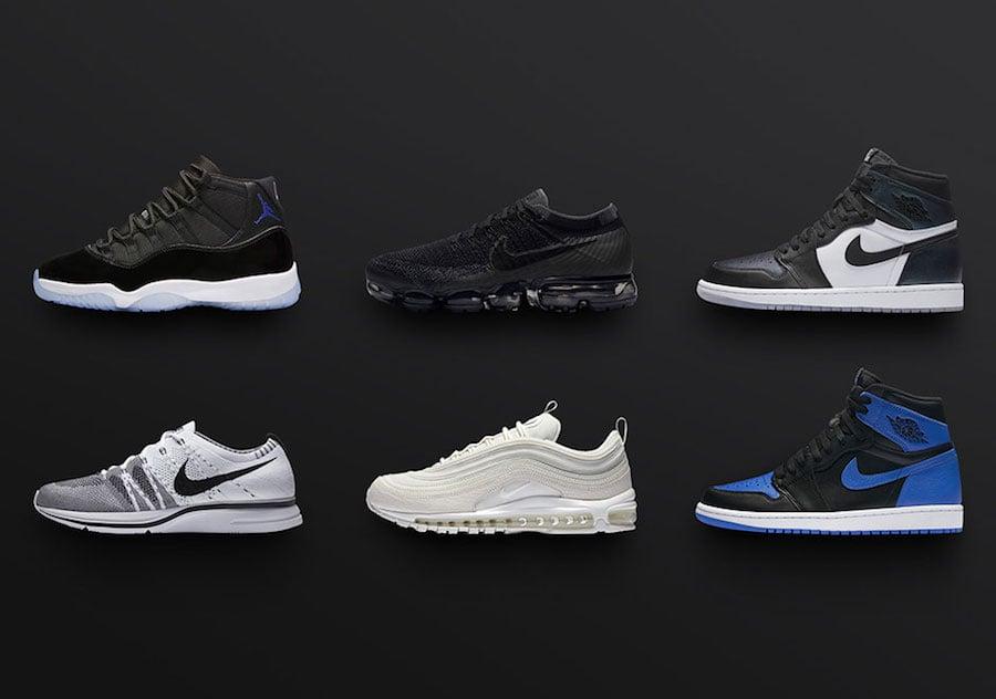 Nike SNEAKRS App Heat Wave Restock