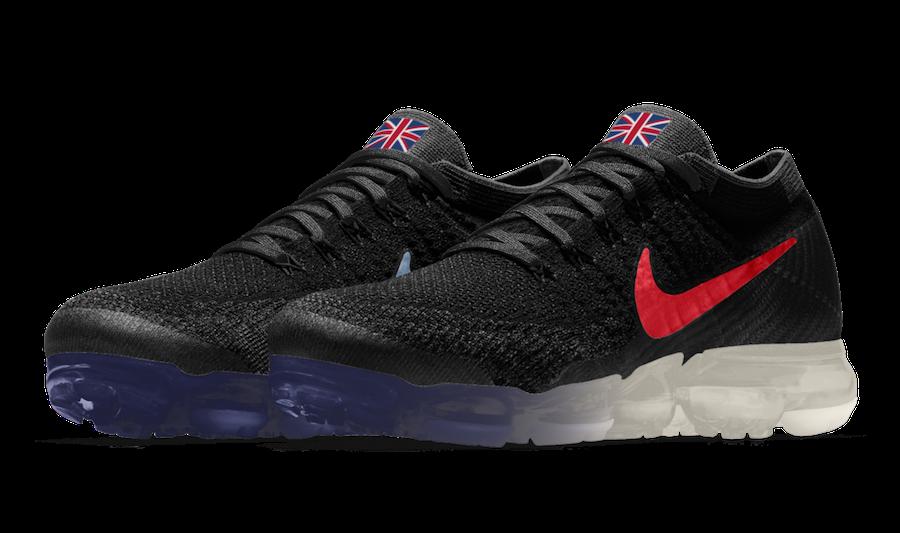 Nike VaporMax Great Britain