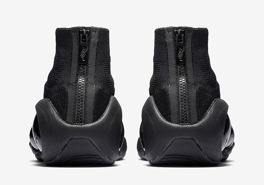 Nike Zoom Flight Bonafide Triple Black Release Date