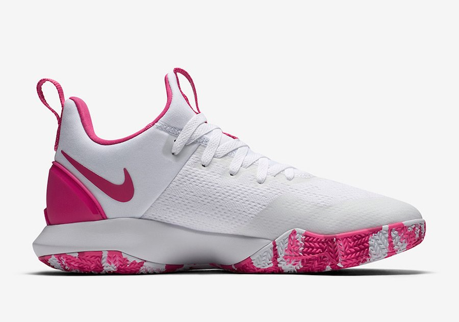 Nike Zoom Shift Kay Yow Think Pink Release Date