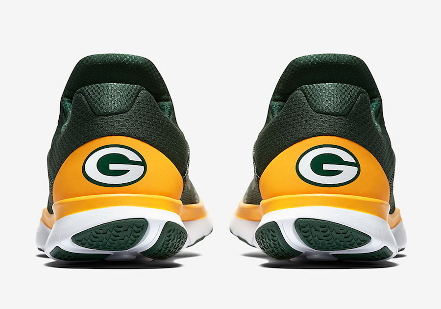 Nike Free Trainer V7 Green Bay Packers