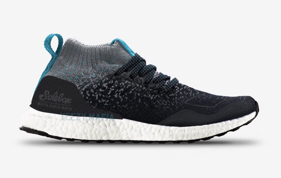 Packer Shoes Solebox adidas Ultra Boost Mid