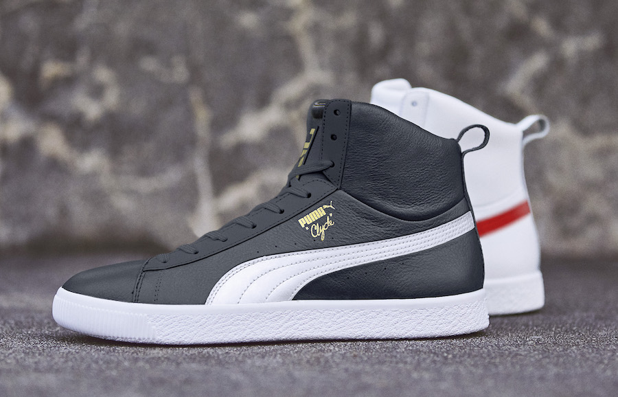 Puma Clyde Mid Foil Release Date