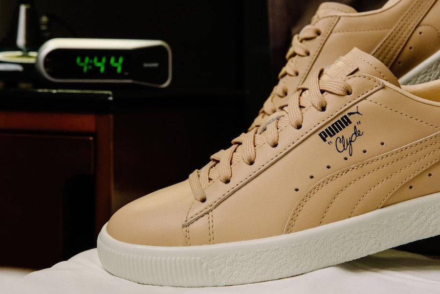 Jay-Z 4:44 Album Puma Clyde | SneakerFiles