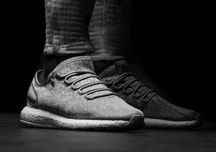Reigning Champ adidas Pure Boost AlphaBounce | SneakerFiles