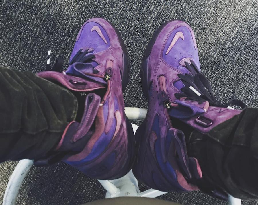Ronnie Fieg Nike Air Maestro Purple