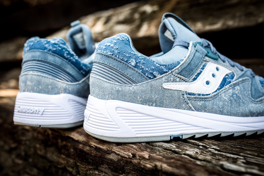 Saucony Grid 8500 MD Denim Pack