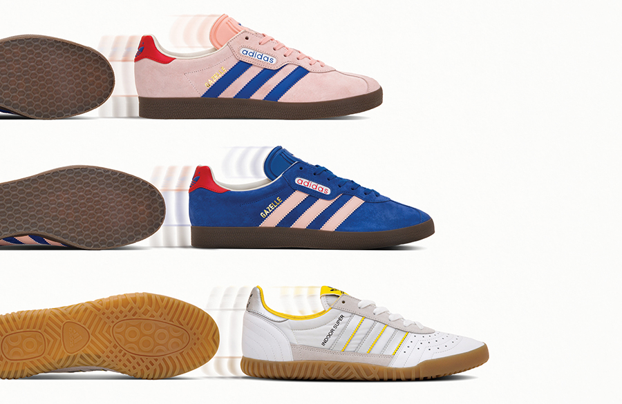 size adidas London to Manchester Pack