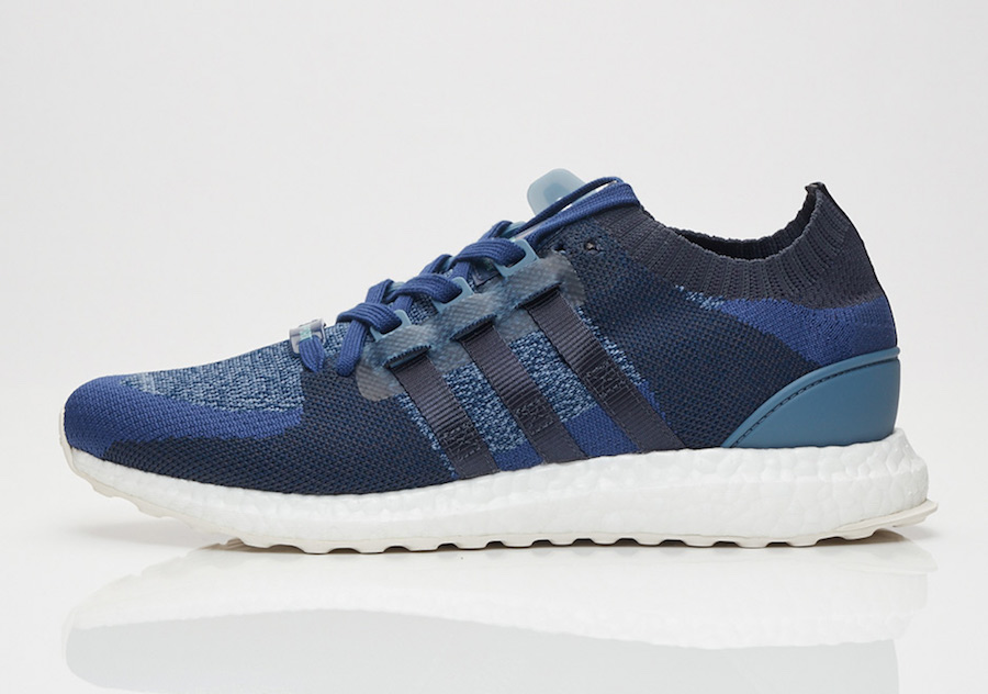 brand new 5fcf5 2dc01 SNS adidas EQT Support Blue CQ1895