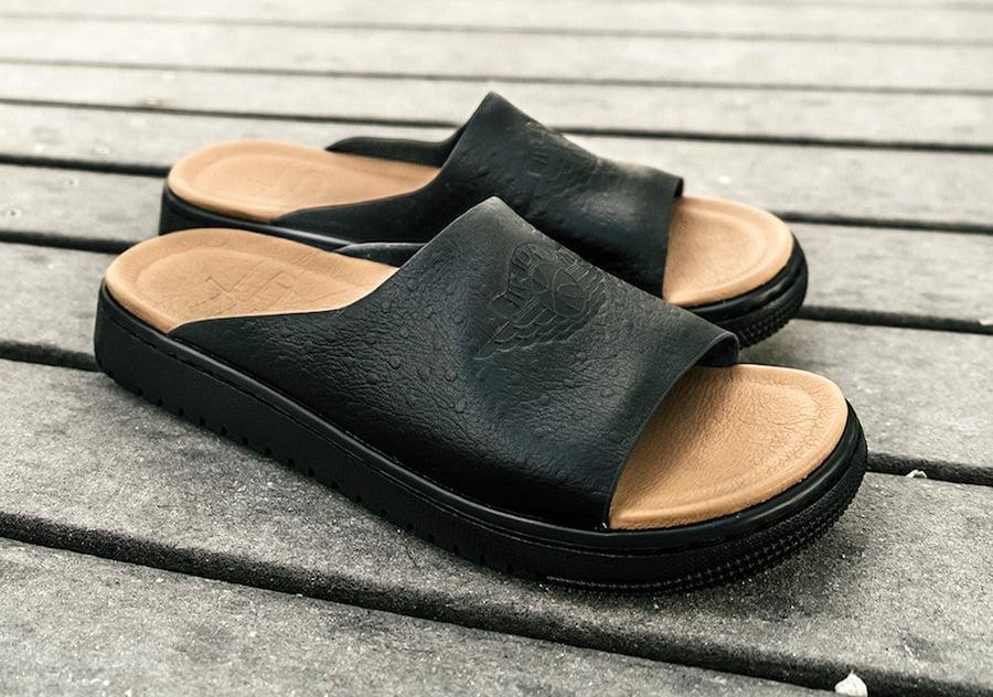 SoleFly Jordan 1 Modero Slides