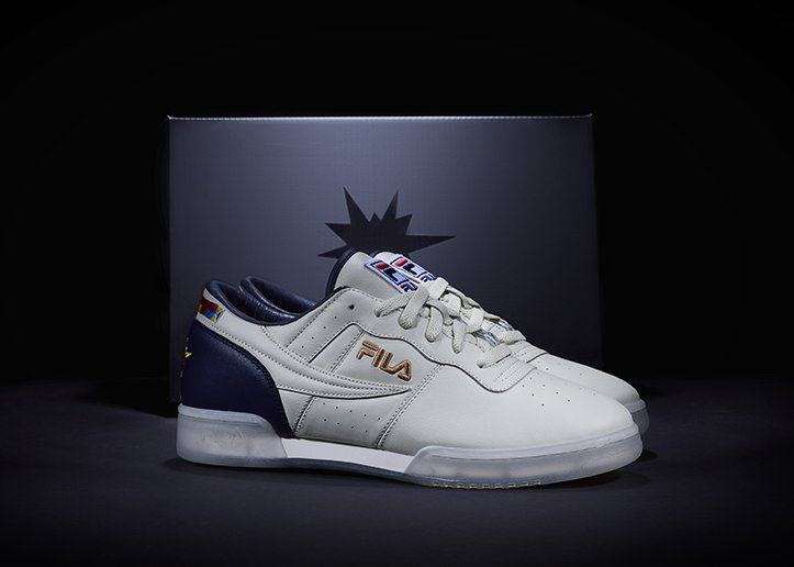 Stan Lee Marvel Fila Original Fitness