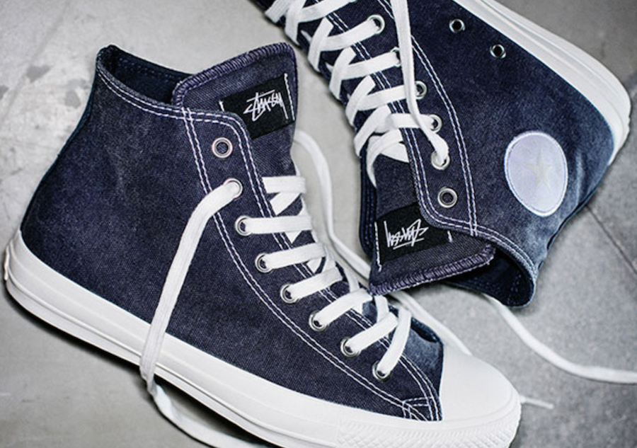 Stussy Converse Chuck Taylor Anniversary Pack