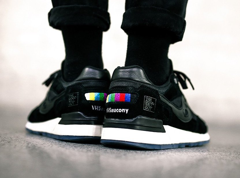 TGWO Saucony Shadow 5000 VHS Release Date