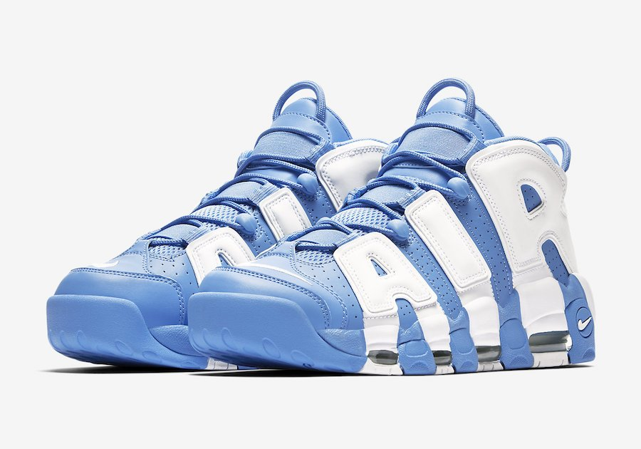 online store 7cf04 b515b University Blue Nike Air More Uptempo 921948-401