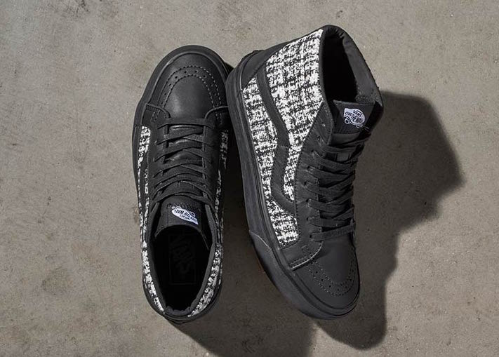 Vans Karl Lagerfeld Collection Old Skool Slip-On SK8-Hi