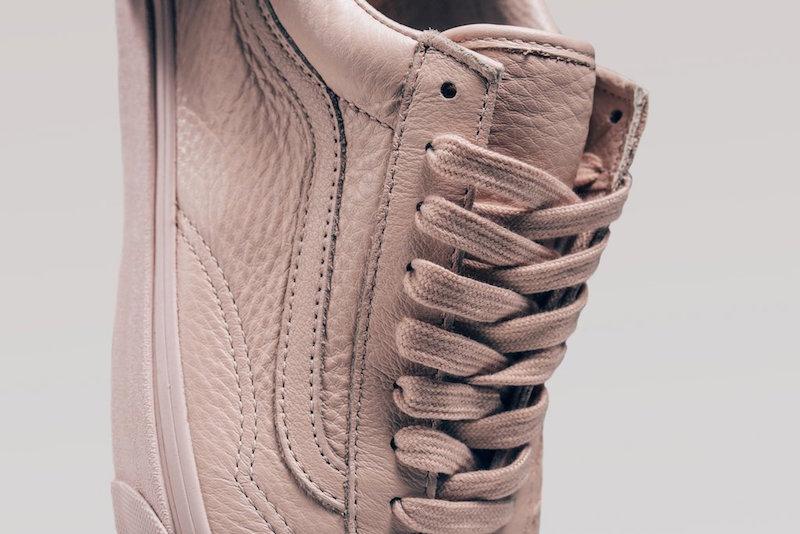 Vans Old Skool Mono Leather Pack