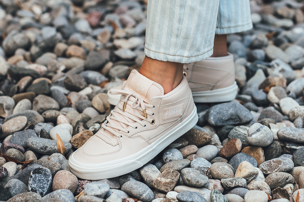 Vans Whisper Pink Pack Womens