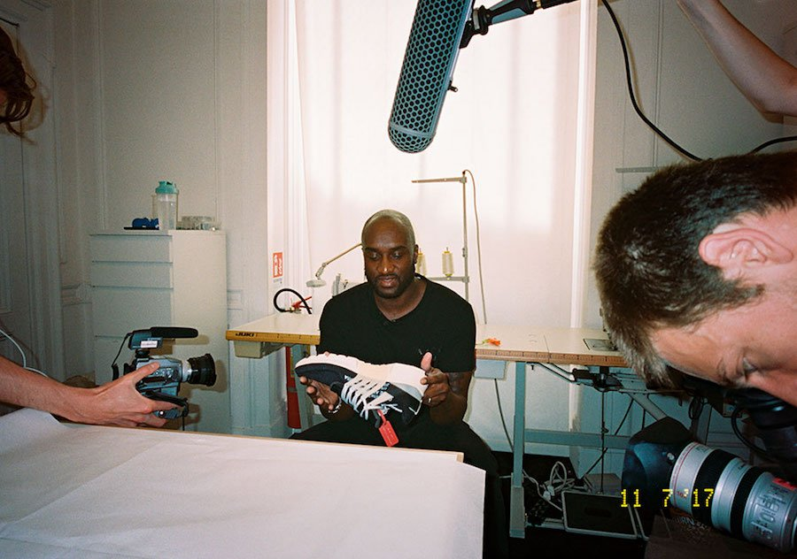 Virgil Abloh OFF-WHITE Nike The 10 Collection
