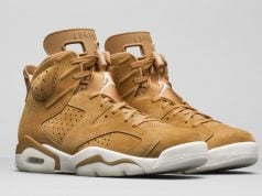 Wheat Jordan 6 Retro 384664-705