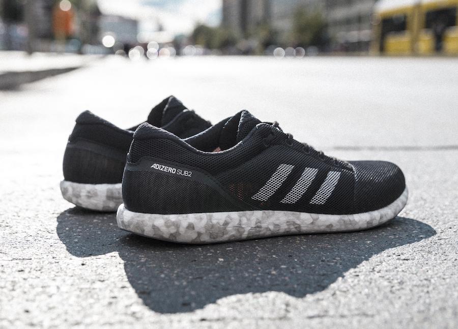Amoroso Laboratorio Dedicación  adidas adiZero Sub2 Marathon Shoes | SneakerFiles