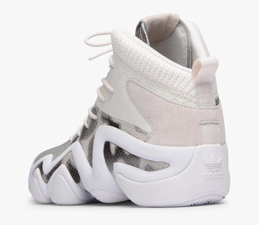 adidas Crazy 8 ADV White Snake