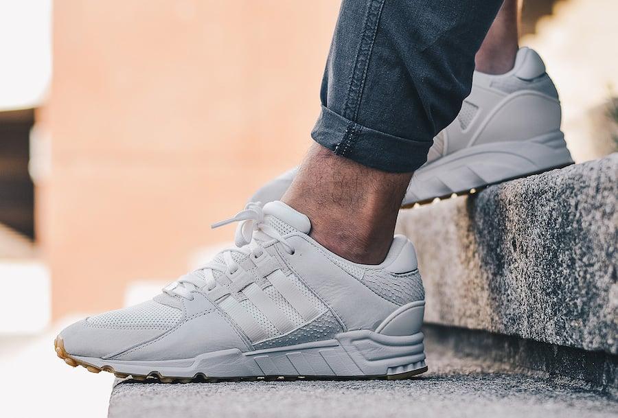 adidas EQT Support RF Chalk White Gum | SneakerFiles