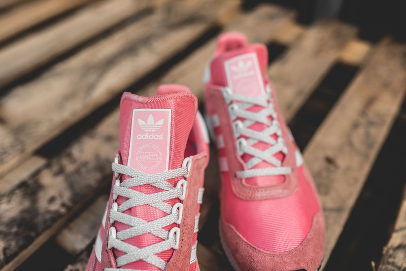adidas New York Tactile Rose Pink