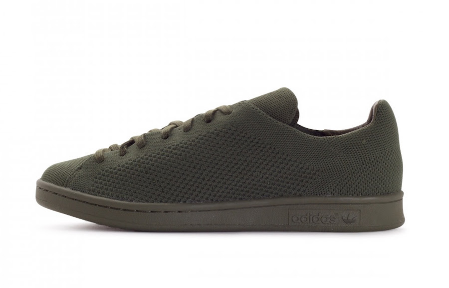 adidas Stan Smith Primeknit Night Cargo