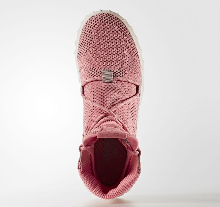 adidas Tubular X Primeknit Rose Pink BY2124