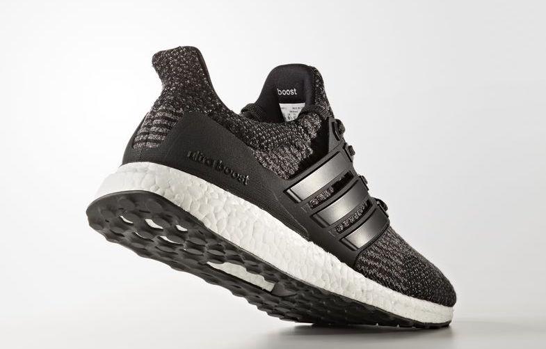 adidas Ultra Boost 3.0 Utility Black Release Date
