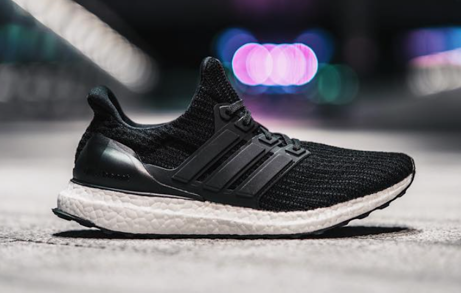 adidas ultra boost core black