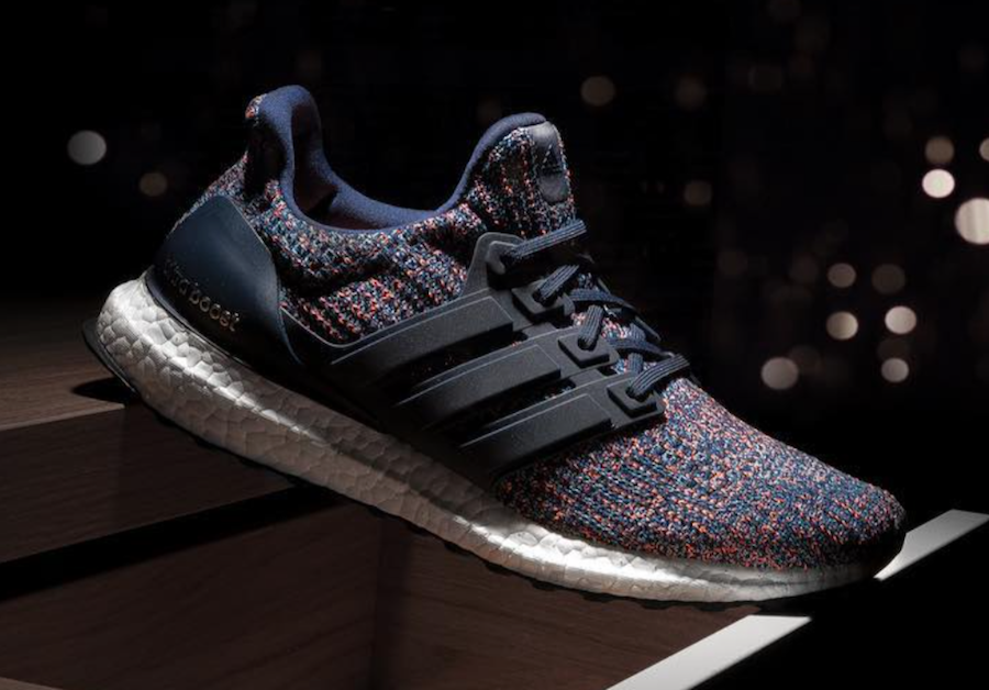 adidas Ultra Boost 4.0 Multicolor Release Date