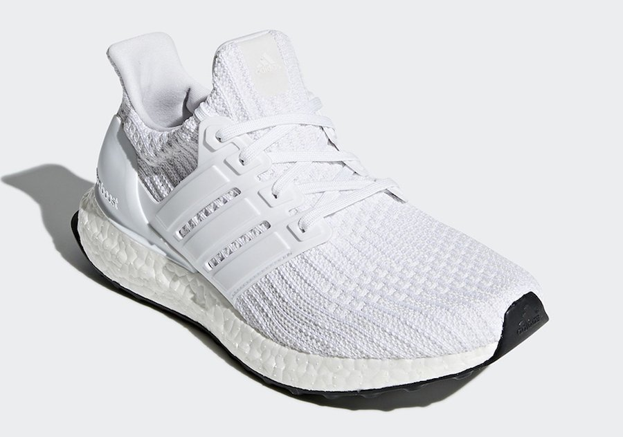 adidas Ultra Boost 4.0 Triple White BB6168 Release Date