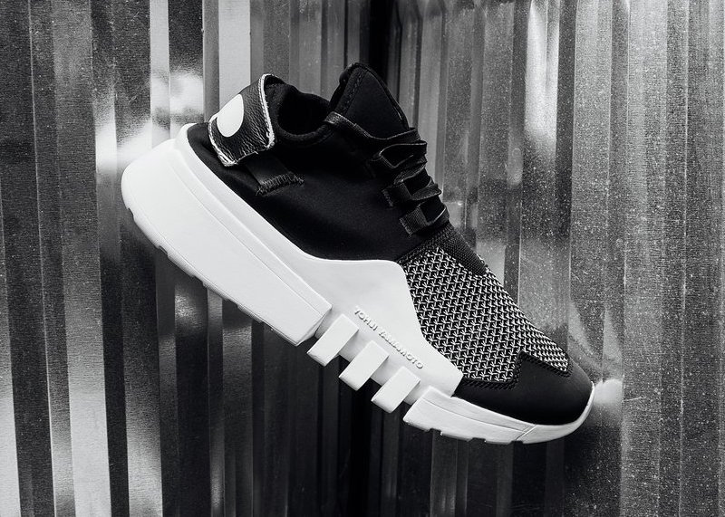 adidas Y-3 Ayero Core Black White