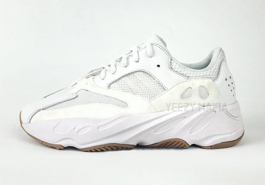adidas Yeezy Boost Wave Runner 700 White Gum