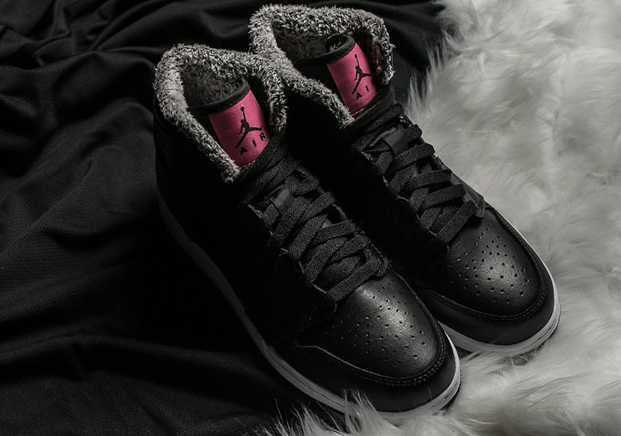 Air Jordan 1 Fleece 332148-014