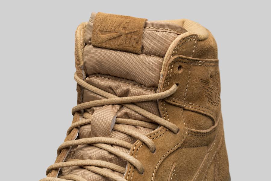 Air Jordan 1 Golden Harvest Elemental Gold 555088-710