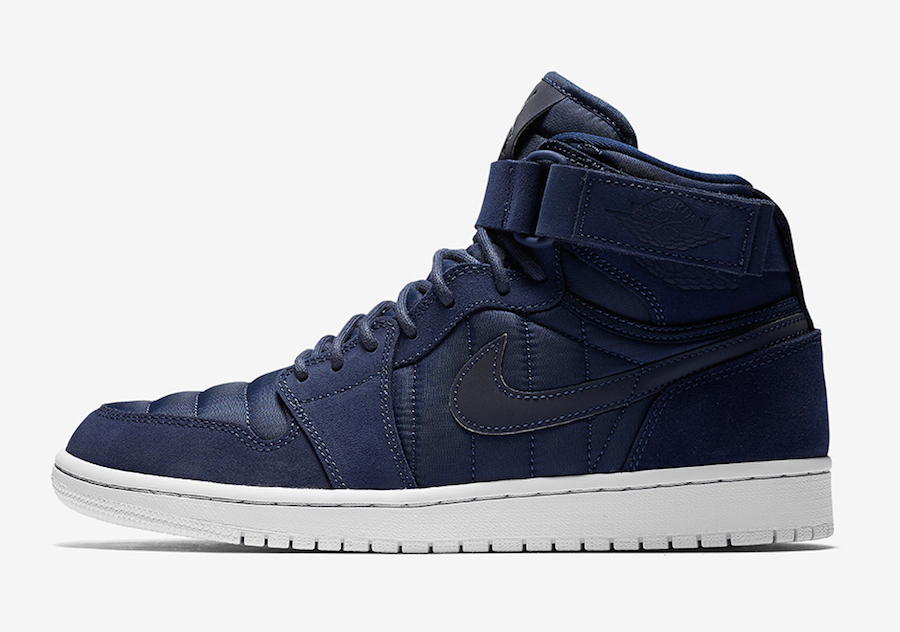 Air Jordan 1 High Strap Midnight Navy Release Date