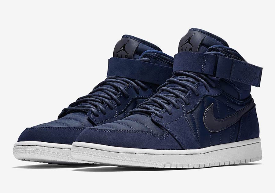 tenis nike air jordan 1 high strap