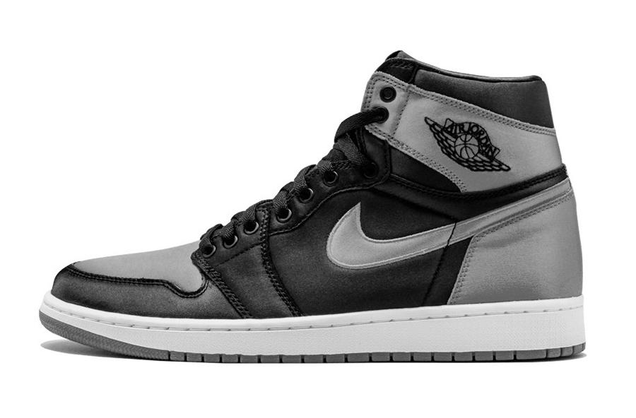 Rumor: Air Jordan 1 Satin 'Shadow' Releasing December