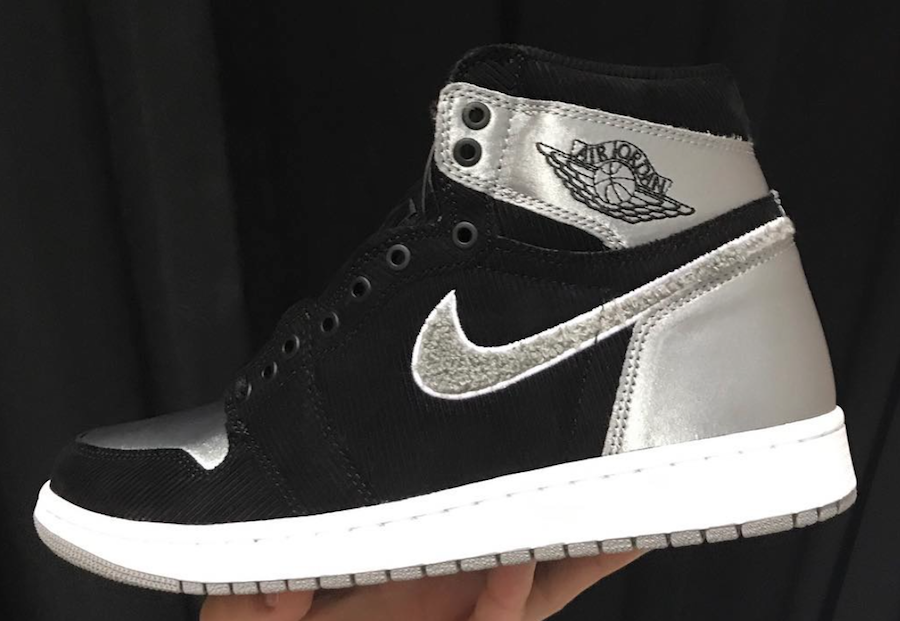 new concept 355b7 bed2f Air Jordan 1 Satin Shadow Release Date | SneakerFiles