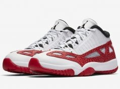 Air Jordan 11 Low IE Gym Red Release Date