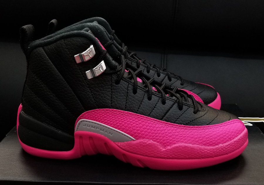 Detailed Look at the Air Jordan 12 'Deadly Pink'